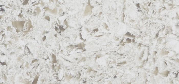 Artic White Quartz Countertops